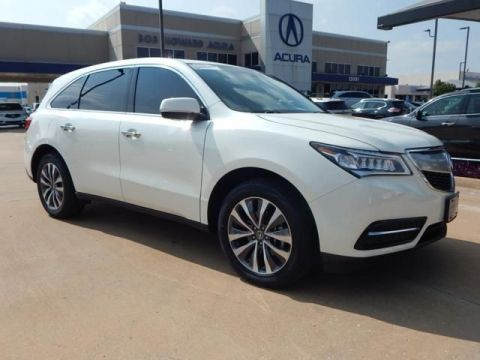 Certified PreOwned Acura MDX For Sale In Oklahoma City OK - Acura mdx for sale