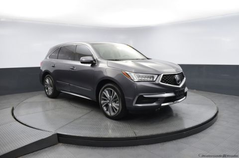 Pre-Owned 2017 Acura MDX w/Technology Pkg| ONLY AT BOB HOWARD ACURA CALL TODAY AT 405-753-8770!|