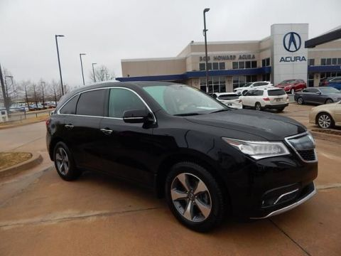 Pre-Owned 2016 Acura MDX | w/Advance | 1 OWNER | CLEAN CAR FAX | REAR VISION CAMERA | PRICE REDUCED!!! |