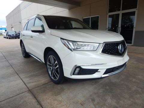 Pre-Owned 2017 Acura MDX w/Advance/Entertainment Pkg | LIKE NEW | FUN FOR THE FAMILY | ONLY AT BOB HOWARD ACURA CALL TODAY AT 405-753-8770!|