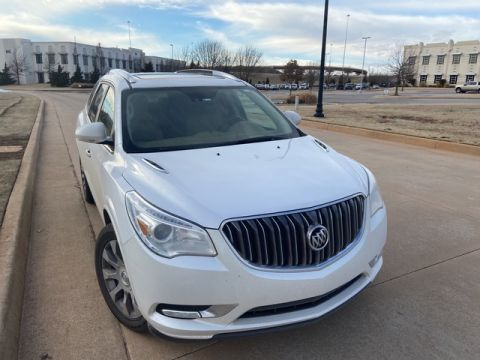 Pre-Owned 2016 Buick Enclave Premium | ONLY AT BOB HOWARD ACURA CALL TODAY AT 405-753-8770!|