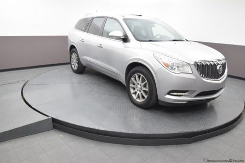 Pre-Owned 2016 Buick Enclave Leather AWD SP Honda 918-491-0100