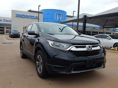 Pre-Owned 2019 Honda CR-V LX {Bob Howard Honda} 405-753-8700