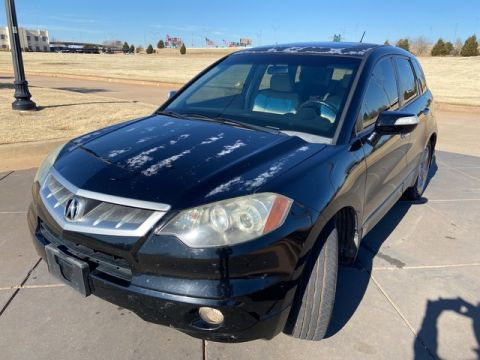 Pre-Owned 2007 Acura RDX Tech Pkg | ONLY AT BOB HOWARD ACURA CALL TODAY AT 405-753-8770!|