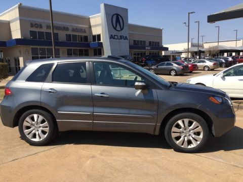 Pre-Owned 2010 Acura RDX | AWD | 1 OWNER | DRIVES GREAT | WON'T LAST LONG!!! |