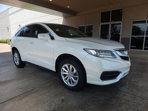 Pre-Owned 2017 Acura RDX PREMIUM | ACURA CERTIFIED PRE OWNED 100,000 MILE WARRANTY | ONLY AT BOB HOWARD ACURA CALL TODAY AT 405-753-8770!|