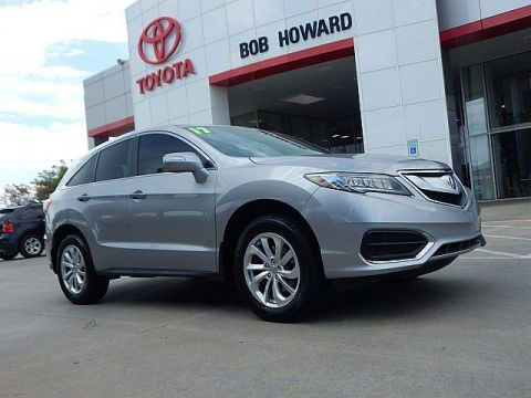 Pre-Owned 2017 Acura RDX *****LOADED***FWD***CALL BH TOYOTA**
