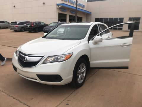 Used Acura RDX For Sale In Oklahoma City Bob Howard Acura - Acura rdx for sale