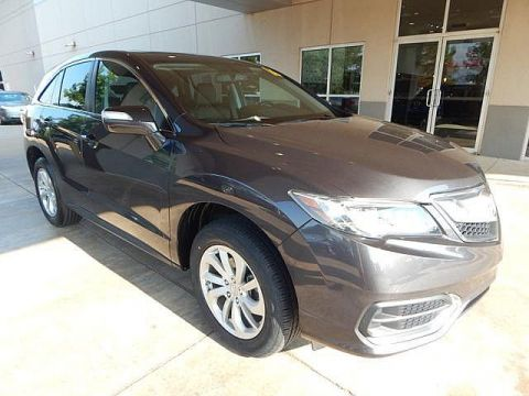 Pre-Owned 2016 Acura RDX Tech Pkg| ONLY AT BOB HOWARD ACURA CALL TODAY AT 405-753-8770!|
