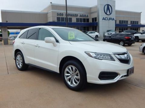 Certified Pre-Owned 2016 Acura RDX with Technology Package SUV