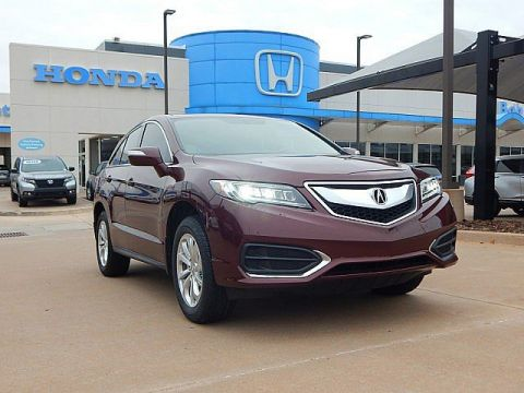 Pre-Owned 2017 Acura RDX w/Technology Pkg | BH Honda | 405-753-8700