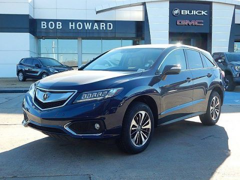 Pre-Owned 2016 Acura RDX CALL 405.936.8800! ADVANCE PKG! BLUETOOTH! REMOTE START! NAV! BLUETOOTH! BACK UP CAMERA! ONE OWNER!