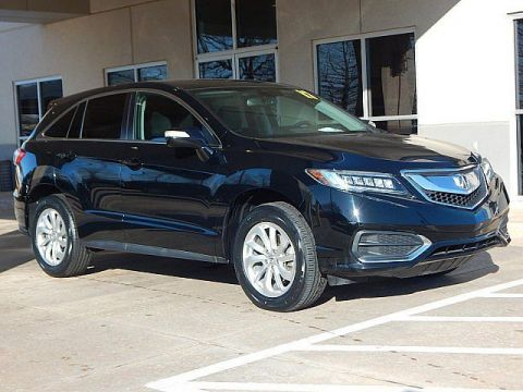Pre-Owned 2017 Acura RDX w/Technology Pkg | ONLY AT BOB HOWARD ACURA CALL TODAY AT 405-753-8770!|