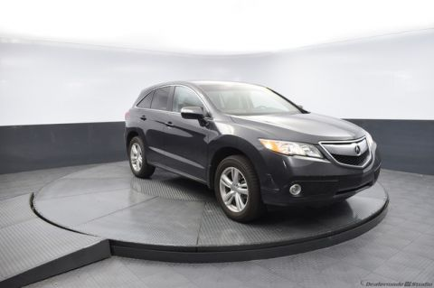 Pre-Owned 2015 Acura RDX Tech Pkg| ONLY AT BOB HOWARD ACURA CALL TODAY AT 405-753-8770!|