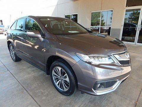 Certified Pre-Owned 2017 Acura RDX AWD with Advance Package - In-Stock