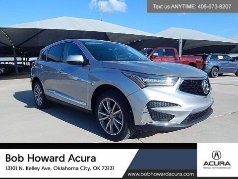 Pre-Owned 2020 Acura RDX w/Technology Pkg ****DEMO SPECIAL****| ONLY AT BOB HOWARD ACURA CALL TODAY AT 405-753-8770!|