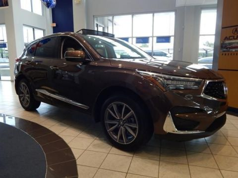 New 2019 Acura RDX TECH With Navigation