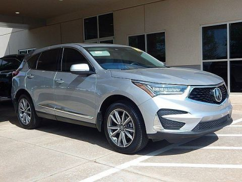 Pre-Owned 2019 Acura RDX w/Technology Pkg | ONLY AT BOB HOWARD ACURA CALL TODAY AT 405-753-8770!|