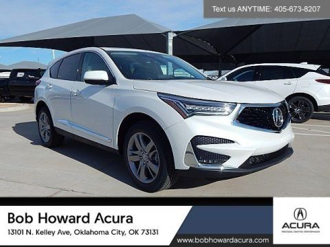 Pre-Owned 2020 Acura RDX w/Advance Pkg