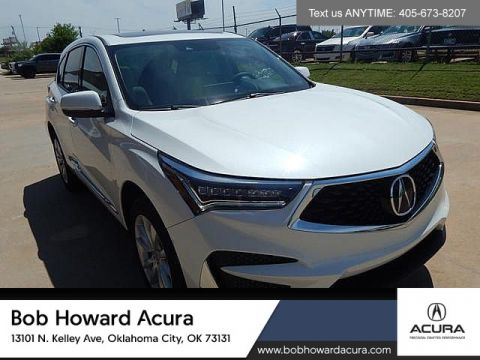 Pre-Owned 2020 Acura RDX PREMIUM * | ACURA CERTIFIED PRE OWNED 100,000 MILE WARRANTY | ONLY AT BOB HOWARD ACURA CALL TODAY AT 405-753-8770!|