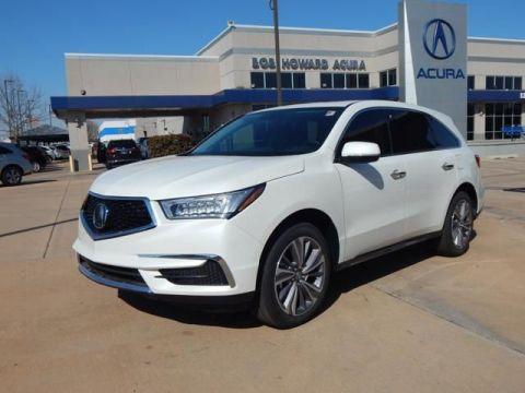 New 2018 Acura MDX with Technology Package With Navigation
