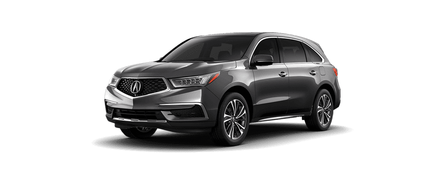 New 2020 Acura MDX with Technology Package