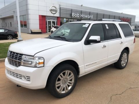 Pre-Owned 2014 Lincoln Navigator BOB HOWARD NISSAN