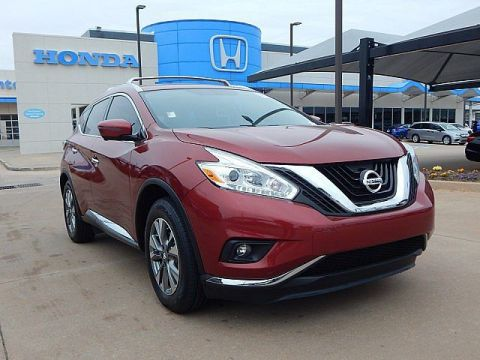 Pre-Owned 2016 Nissan Murano SL [ BOB HOWARD HONDA] 405-753-8700