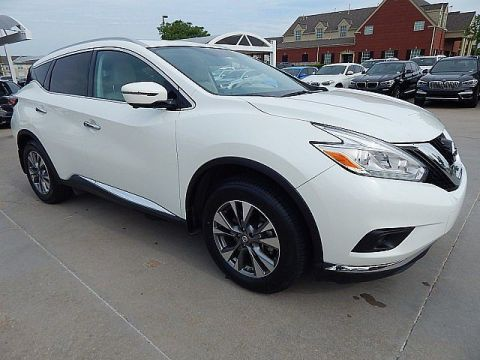 Pre-Owned 2017 Nissan Murano SL**BOSE STEREO! NAVIGATION! PANORAMIC ROOF!**