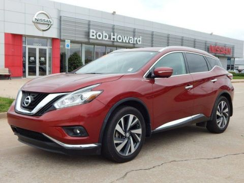 Pre-Owned 2015 Nissan Murano Platinum | NAV | PANO ROOF | 360 CAMERA | 1 OWNER | CLEAN CARFAX | SOUTH POINTE CJD