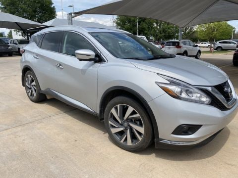 Pre-Owned 2018 Nissan Murano Platinum-CALL BOB HOWARD TOYOTA AT 405-936-8600!!!