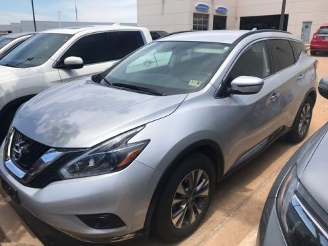 Pre-Owned 2018 Nissan Murano SV | ALL WHEEL DRIVE! | NAVIGATION | BH Honda! | 405-753-8700