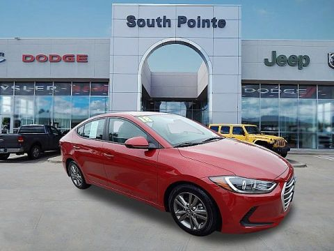 Pre-Owned 2018 Hyundai Elantra SEL | GAS SAVER | GREAT VALUE | SOUTH POINTE CJD