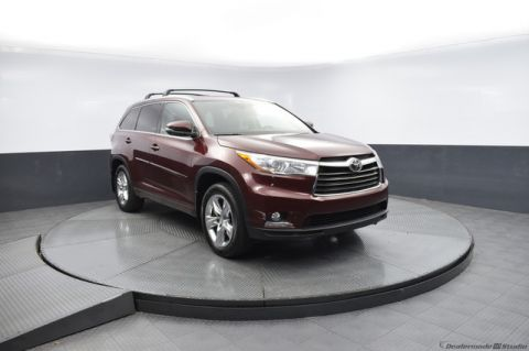 Pre-Owned 2015 Toyota Highlander Limited {Bob Howard Honda} 405-753-8700