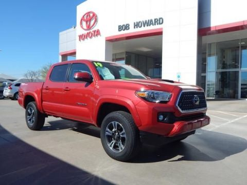 Pre-Owned 2019 Toyota Tacoma 2WD TRD Sport*****CPO**CALL BH TOYOTA**405-936-8600***