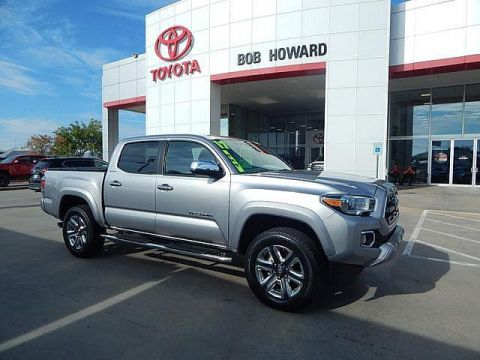 Pre-Owned 2017 Toyota Tacoma Limited****4WD**CALL BH TOYOTA**405-936-8600**