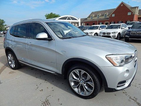 Pre-Owned 2016 BMW X3 xDrive35i**LOW MILES! PANORAMIC ROOF! BACK UP CAMERA AND MORE!**