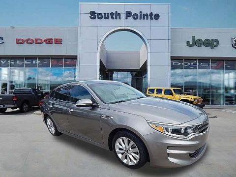 Pre-Owned 2016 Kia Optima EX | SOUTH POINTE CJD | SUPER NICE |