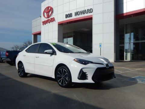 Pre-Owned 2018 Toyota Corolla SE-CALL BH TOYOTA 405-936-8600