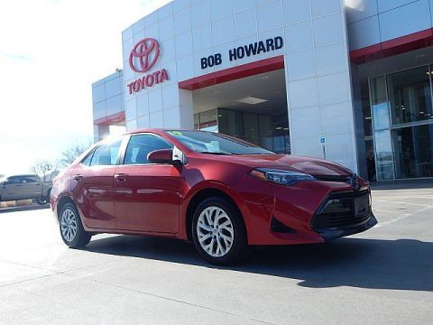 Pre-Owned 2019 Toyota Corolla LE**CALL BH TOYOTA**405-936-8600**