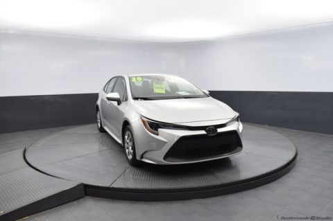 Pre-Owned 2020 Toyota Corolla LE-CALL BOB HOWARD TOYOTA AT 405-936-8600!!!