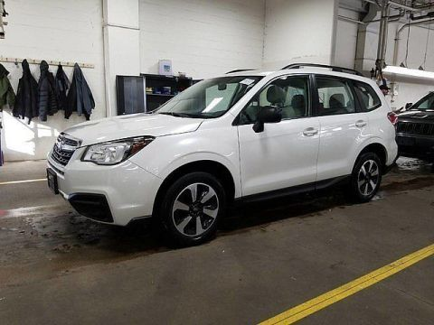 Pre-Owned 2017 Subaru Forester AWD SP Honda 918-491-0100