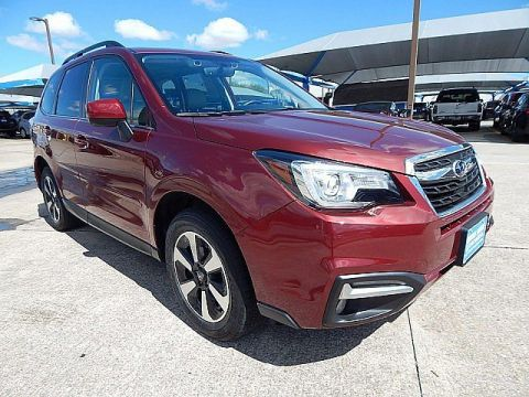 Pre-Owned 2017 Subaru Forester Limited SP Honda 918-491-0100