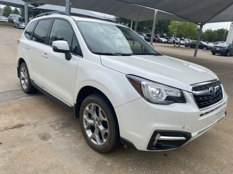 Pre-Owned 2018 Subaru Forester Touring-CALL BOB HOWARD TOYOTA AT 405-936-8600!!!