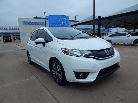 Pre-Owned 2016 Honda Fit EX [Bob Howard Honda] 405-753-8700