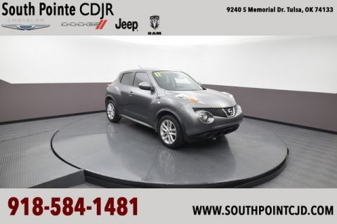 Pre-Owned 2011 Nissan JUKE S | SOUTH POINTE CJD