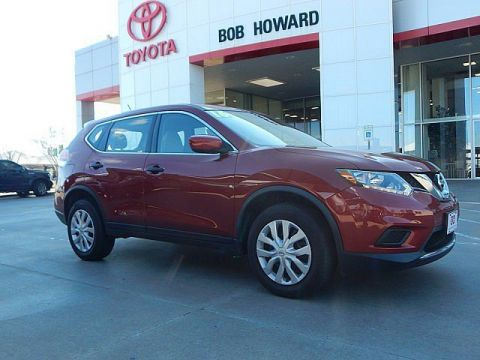 Pre-Owned 2016 Nissan Rogue S**CALL BH TOYOTA**405-936-8600***