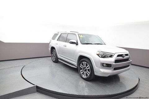 Pre-Owned 2016 Toyota 4Runner Limited 4wd