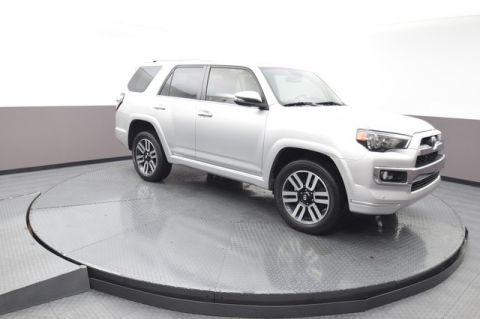 Pre-Owned 2015 Toyota 4Runner Limited 4WD SP Honda 918-491-0100