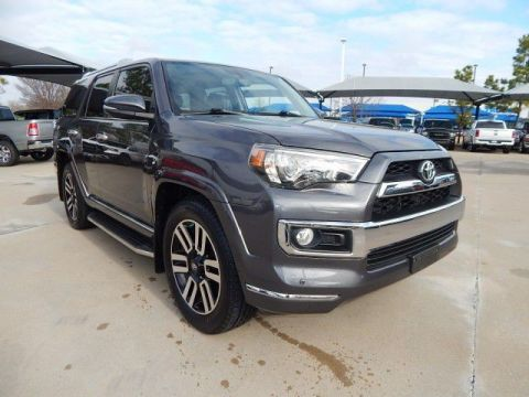 Pre-Owned 2016 Toyota 4Runner Limited***LEATHER***NAVIGATION****SUNROOF***